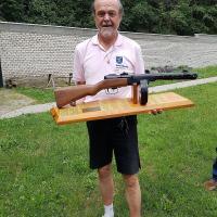 Vítěz Stanislav Hlaváček